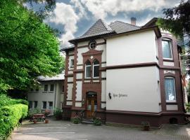 Hotel-Garni Haus Johanna, Hotel in Einbeck