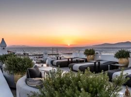 The TownHouse Mykonos, отель в Миконосе