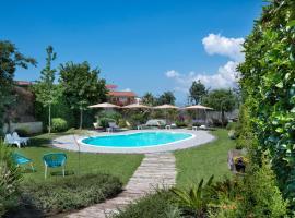 Maison Di Fiore B&B, hotel with jacuzzis in Ercolano