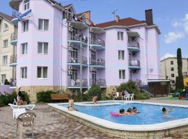 Hotel Bumerang, hotel in Vityazevo