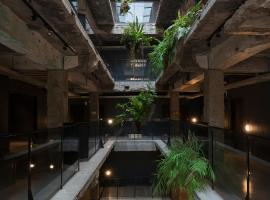 SOF Hotel, hotel in Taichung