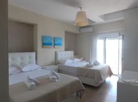 BLUE VIEW Apartments, apartmán v destinaci Leptokaria