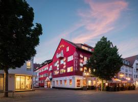 Hetzel Hotel Stuttgart, Hotel in der Nähe von: Mercedes-Benz Museum, Stuttgart