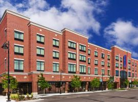 Fairfield Inn and Suites by Marriott Tulsa Downtown, hotel in Tulsa