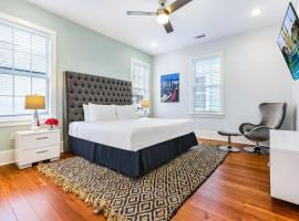 Hosteeva Luxury Spacious Condo Ideal for Family Gatherings & Special Occasions, apartment in New Orleans