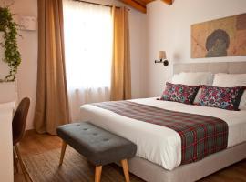 Hotel Boutique Carrasqueta Alicante-Xixona, hotel in Jijona