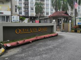 Ocean View Resort Homestay, apartment in Port Dickson