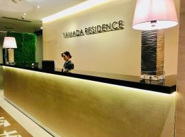 Cozy by Yamada Residence, Trefoil, apartment in Setia Alam