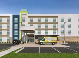 Home2 Suites By Hilton Ridley Park Philadelphia Airport So, hotel near Battleship New Jersey, Ridley Park