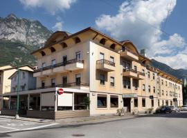 Albergo Milano, hotel a Boario Terme