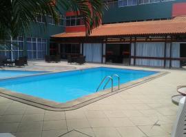 Garanhuns Palace Hotel, hotel in Garanhuns