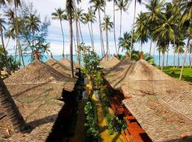 Lipa Bay Resort, hotel i Lipa Noi