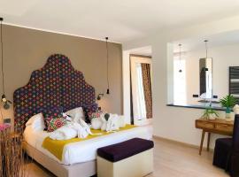 Hotel Villa Edera & La Torretta, Hotel in Moneglia