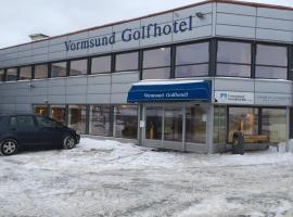 Vormsund Golf Hotell, hotel near Oslo Airport - OSL, Vormsund