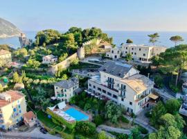 Hotel Villa Edera & La Torretta, hotel a Moneglia