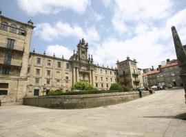 Hospedería San Martín Pinario, hotel near Manos Unidas, Santiago de Compostela