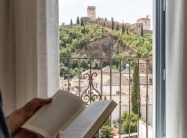 INOLVIDABLES VISTAS A LA ALHAMBRA, Parking, hotel cerca de La Alhambra y el Generalife, Granada