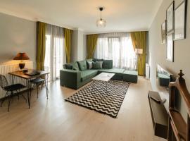 OTTO LOFT Premium Apartments, hotel v destinaci Ankara