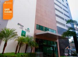 eSuites Virginia Luxemburgo BH, hotel em Belo Horizonte