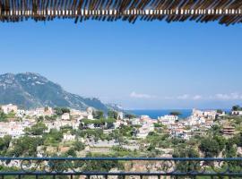 HOTEL ZI'NTONIO, hotel near Amalfi Cathedral, Scala
