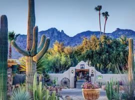 Hacienda del Sol Guest Ranch Resort, resort in Tucson