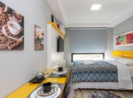 AYN032 - Studio descanso merecido - Central, apartment in Curitiba