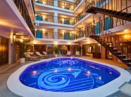8HOTEL Chigasaki、茅ヶ崎市にある江ノ島の周辺ホテル