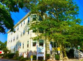 Gifford House Inn, hotel in Provincetown