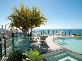 Wave Apartments Broadbeach, hotel near Pacific Fair Shopping Centre, Gold Coast