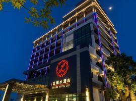 Grand Hotel Lili, hotel in Taitung City