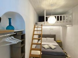 Anna's studio in town!, pet-friendly hotel in Mýkonos City