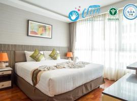 GM Serviced Apartment (SHA Certified), hotel in Bangkok