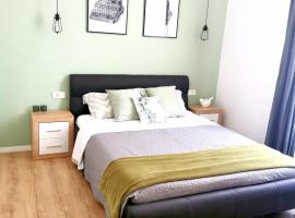 City park Apartments, luxury hotel in Pula