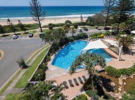 Oceana On Broadbeach, hotel near Florida Gardens Tram Station, Gold Coast
