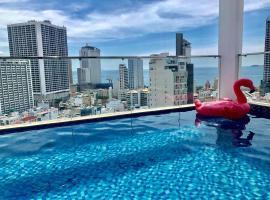 The Sailing Bay Nha Trang, spa hotel in Nha Trang