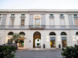 Historico Loft & Rooms Palazzo Adragna XIX, hôtel à Trapani