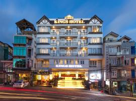 Kings Hotel Dalat, hotel in Da Lat