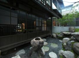 MAISON DE 9 Osaka Tanimachi, luxury hotel in Osaka