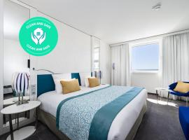Golden Tulip Marseille Euromed, отель в Марселе