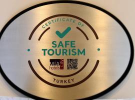 Mia City Hotel, hotel dicht bij: Luchthaven Izmir Adnan Menderes - ADB,