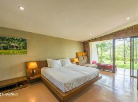 BOM HOMES- FLAMINGO ĐẠI LẢI resort, apartment in Dai Lai