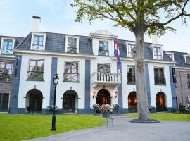 Fletcher Strandhotel Haamstede, family hotel in Burgh Haamstede