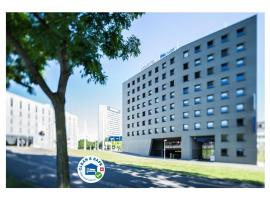 ibis budget Basel City, hotel v Basileji