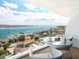Opera Hotel Bosphorus, отель в Стамбуле