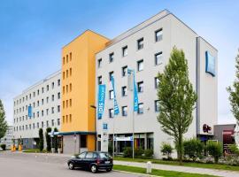 ibis budget Muenchen Ost Messe, hotel near ICM-Internationales Congress Center Munich, Aschheim