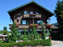 Appartement Wilder Kaiser, apartment in Kitzbühel
