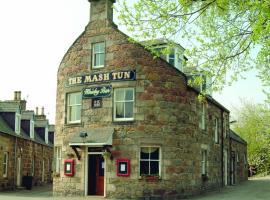 The Mash Tun, hotel near Elgin Cathedral, Aberlour