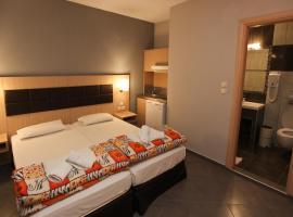 Mironi & Victoria Hotel, hotel in Limenas