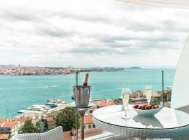 Opera Hotel Bosphorus, hotel in Istanbul