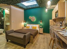 Cool Style Private Apartments, pet-friendly hotel in Athens